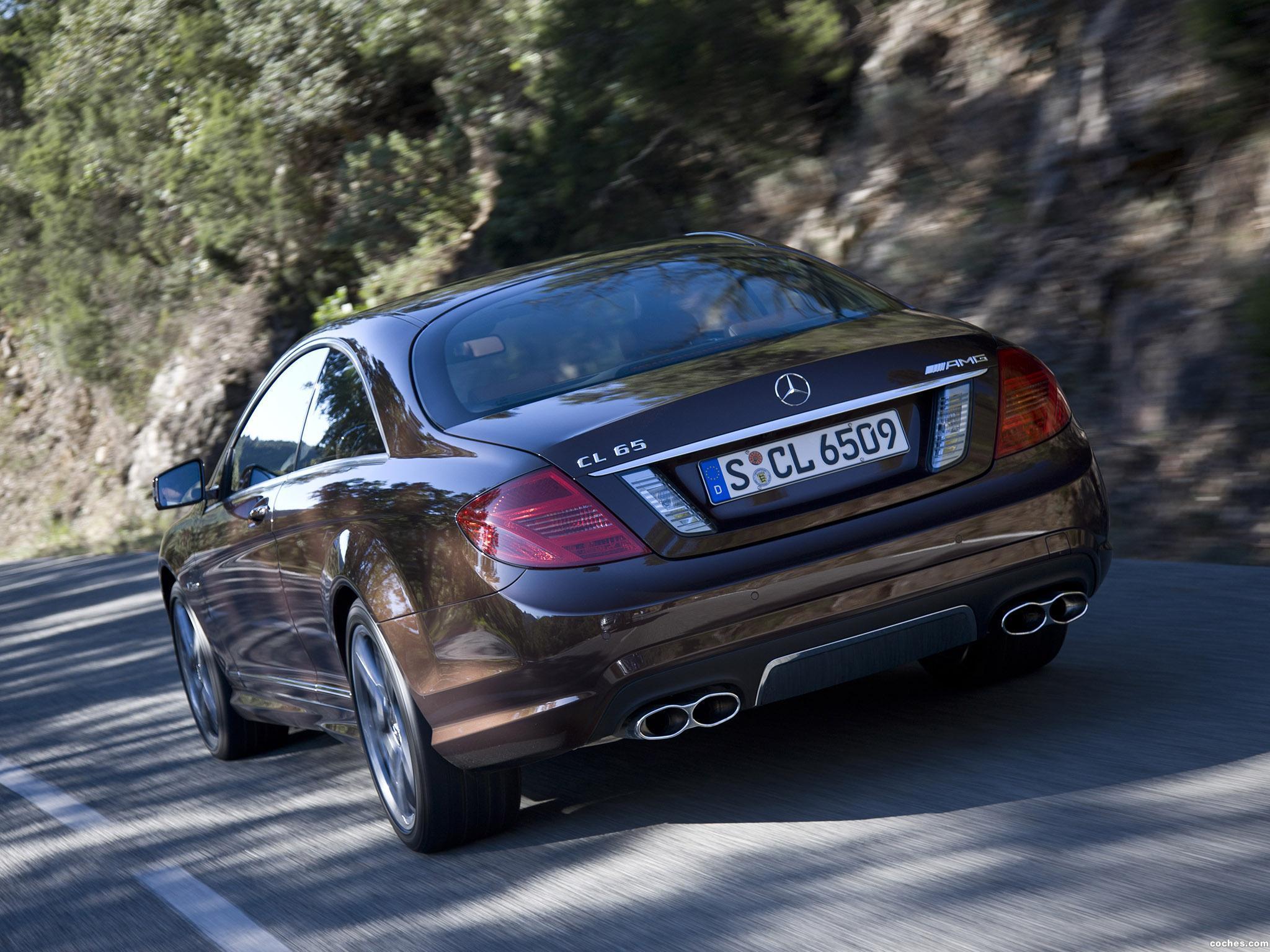 Foto 3 de Mercedes CL65 AMG 2010