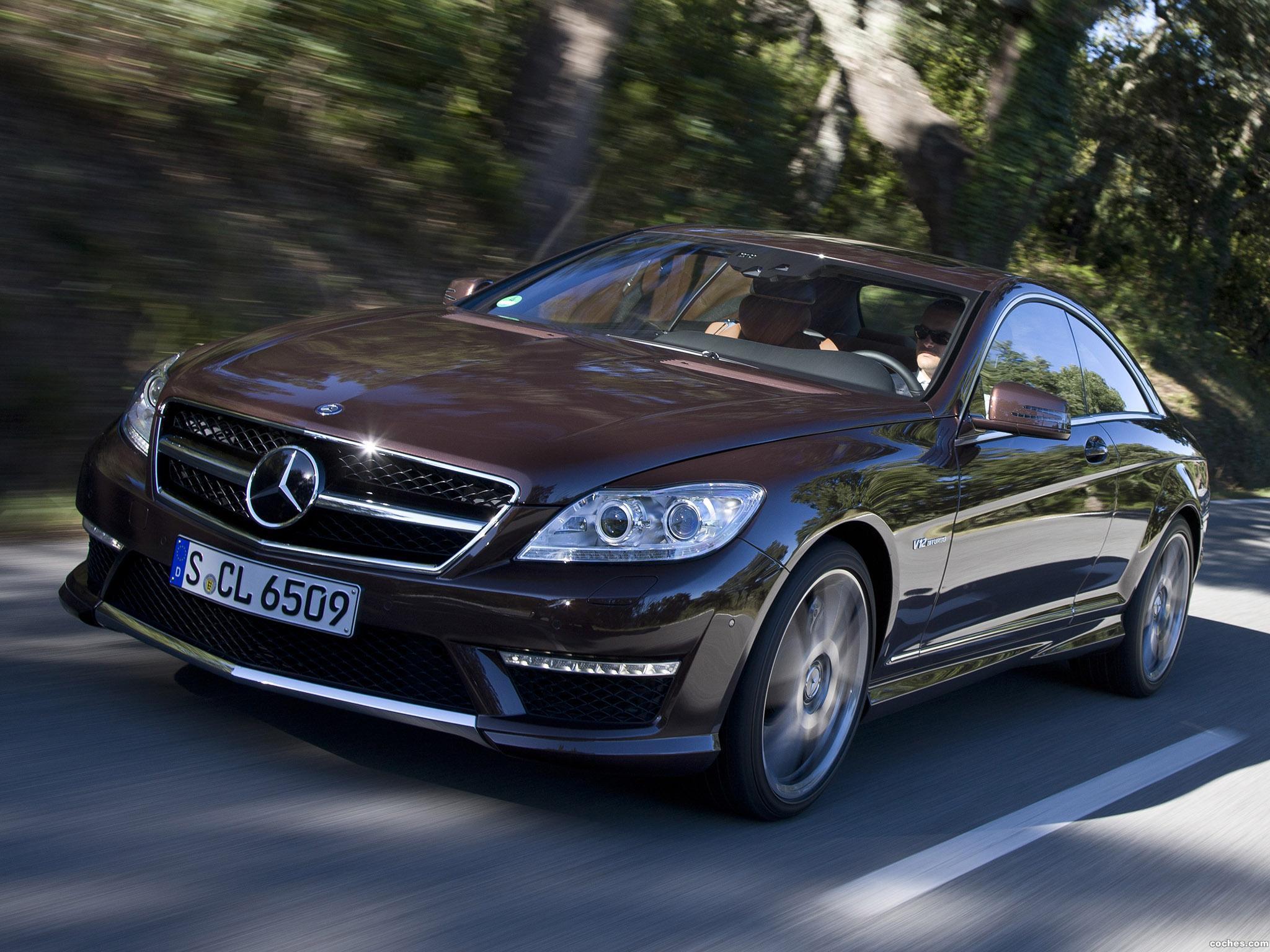 Foto 0 de Mercedes CL65 AMG 2010