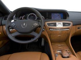 Ver foto 7 de Mercedes CL65 AMG 2010