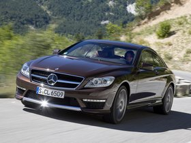 Ver foto 2 de Mercedes CL65 AMG 2010