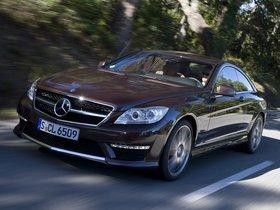 Fotos de Mercedes CL65 AMG 2010