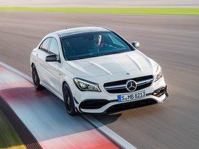Ver foto 1 de Mercedes AMG CLA 45 4MATIC C117 2016