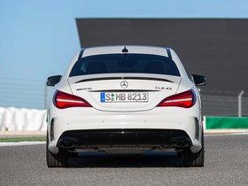 Ver foto 10 de Mercedes AMG CLA 45 4MATIC C117 2016