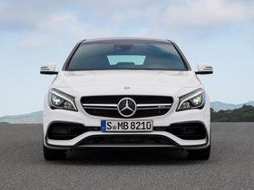 Ver foto 3 de Mercedes AMG CLA 45 4MATIC Shooting Brake X117 2016