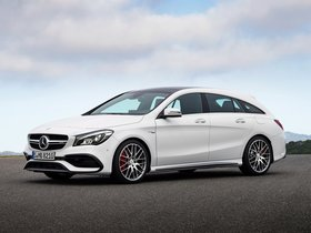 Ver foto 2 de Mercedes AMG CLA 45 4MATIC Shooting Brake X117 2016