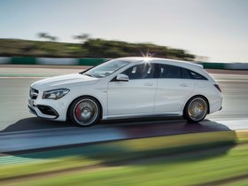 Ver foto 11 de Mercedes AMG CLA 45 4MATIC Shooting Brake X117 2016
