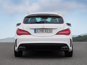 Ver foto 10 de Mercedes AMG CLA 45 4MATIC Shooting Brake X117 2016
