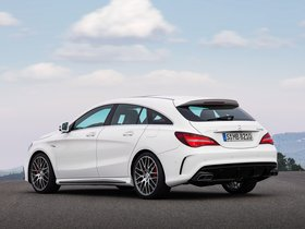 Ver foto 9 de Mercedes AMG CLA 45 4MATIC Shooting Brake X117 2016