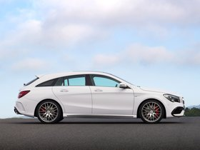 Ver foto 8 de Mercedes AMG CLA 45 4MATIC Shooting Brake X117 2016