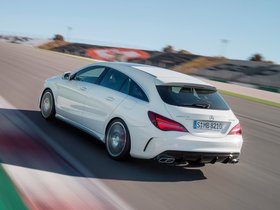Ver foto 7 de Mercedes AMG CLA 45 4MATIC Shooting Brake X117 2016