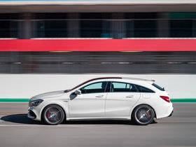Ver foto 6 de Mercedes AMG CLA 45 4MATIC Shooting Brake X117 2016