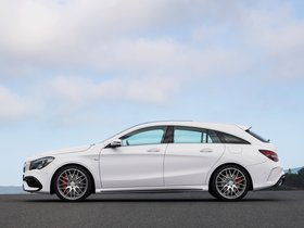 Ver foto 4 de Mercedes AMG CLA 45 4MATIC Shooting Brake X117 2016