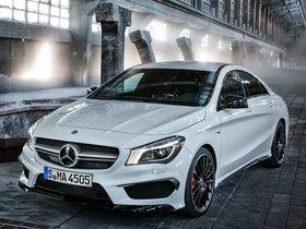 Ver foto 1 de Mercedes Clase CLA 45 AMG C117 2013