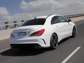 Ver foto 11 de Mercedes CLA 45AMG C117 Australia 2013