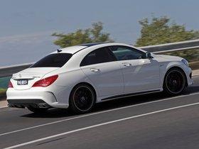 Ver foto 10 de Mercedes CLA 45AMG C117 Australia 2013