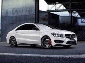 Ver foto 9 de Mercedes CLA 45AMG C117 Australia 2013