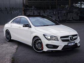 Ver foto 8 de Mercedes CLA 45AMG C117 Australia 2013