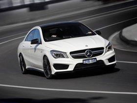 Ver foto 6 de Mercedes CLA 45AMG C117 Australia 2013