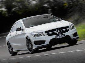 Ver foto 5 de Mercedes CLA 45AMG C117 Australia 2013