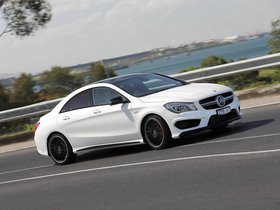 Ver foto 3 de Mercedes CLA 45AMG C117 Australia 2013
