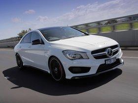 Ver foto 2 de Mercedes CLA 45AMG C117 Australia 2013