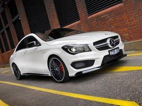 Ver foto 1 de Mercedes CLA 45AMG C117 Australia 2013