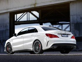 Ver foto 18 de Mercedes CLA 45AMG C117 Australia 2013
