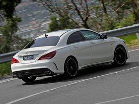Ver foto 17 de Mercedes CLA 45AMG C117 Australia 2013