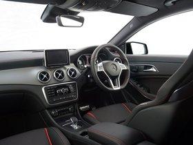 Ver foto 30 de Mercedes Clase CLA 45 AMG C117 UK 2013