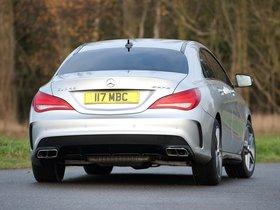 Ver foto 18 de Mercedes Clase CLA 45 AMG C117 UK 2013