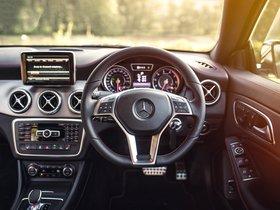 Ver foto 16 de Mercedes Clase CLA 45 AMG C117 UK 2013