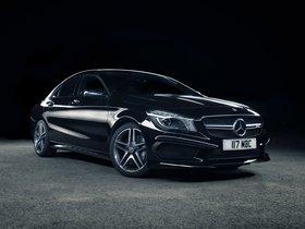 Ver foto 13 de Mercedes Clase CLA 45 AMG C117 UK 2013