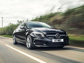 Ver foto 12 de Mercedes Clase CLA 45 AMG C117 UK 2013