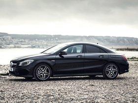 Ver foto 11 de Mercedes Clase CLA 45 AMG C117 UK 2013
