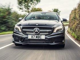 Ver foto 8 de Mercedes Clase CLA 45 AMG C117 UK 2013