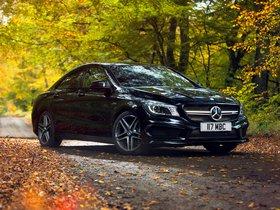 Ver foto 3 de Mercedes Clase CLA 45 AMG C117 UK 2013