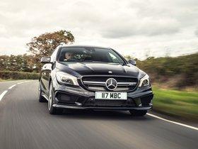 Ver foto 1 de Mercedes Clase CLA 45 AMG C117 UK 2013