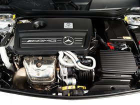 Ver foto 26 de Mercedes Clase CLA 45 AMG C117 UK 2013