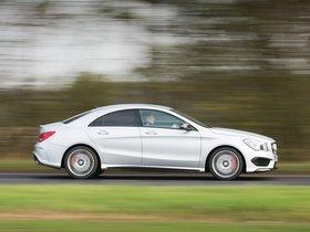 Ver foto 22 de Mercedes Clase CLA 45 AMG C117 UK 2013