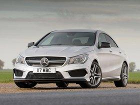 Ver foto 5 de Mercedes CLA 45 AMG C117 UK 2013
