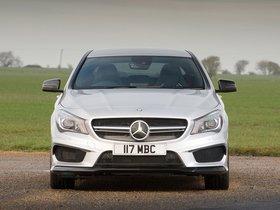 Ver foto 4 de Mercedes CLA 45 AMG C117 UK 2013
