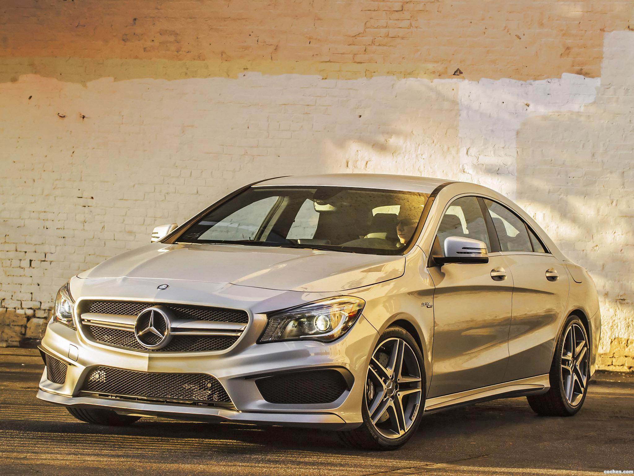 Foto 0 de Mercedes Clase CLA 45 AMG C117 USA 2014