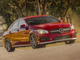 Ver foto 40 de Mercedes Clase CLA 45 AMG C117 USA 2014
