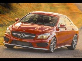 Ver foto 38 de Mercedes Clase CLA 45 AMG C117 USA 2014