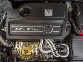 Ver foto 7 de Mercedes Clase CLA 45 AMG C117 USA 2014
