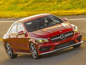 Ver foto 33 de Mercedes Clase CLA 45 AMG C117 USA 2014
