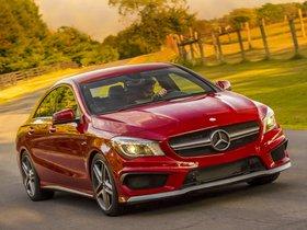 Ver foto 29 de Mercedes Clase CLA 45 AMG C117 USA 2014