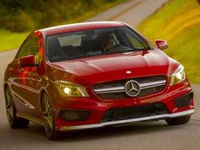 Ver foto 24 de Mercedes Clase CLA 45 AMG C117 USA 2014