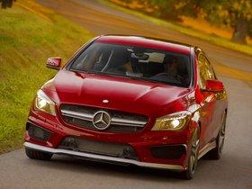 Ver foto 23 de Mercedes Clase CLA 45 AMG C117 USA 2014
