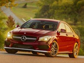 Ver foto 20 de Mercedes Clase CLA 45 AMG C117 USA 2014